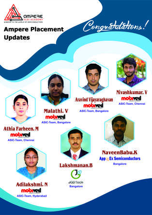 Ampere Academy Placement Updates Batch-03