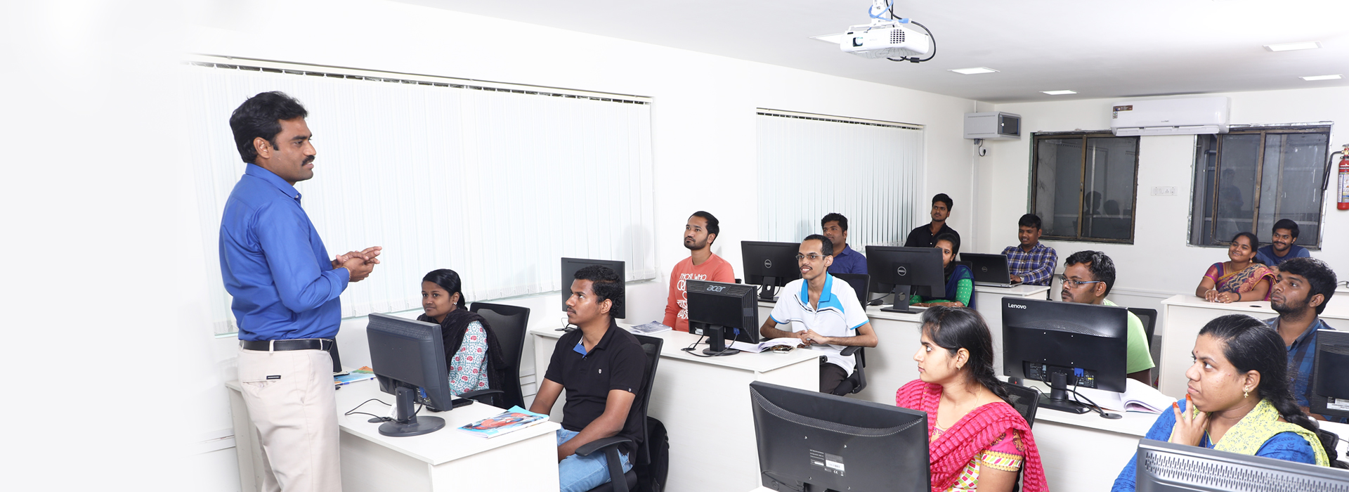 Ampere VLSI Training Center in Bangalore